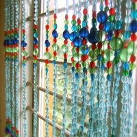 Choosing Right Door Beads for your Curtain